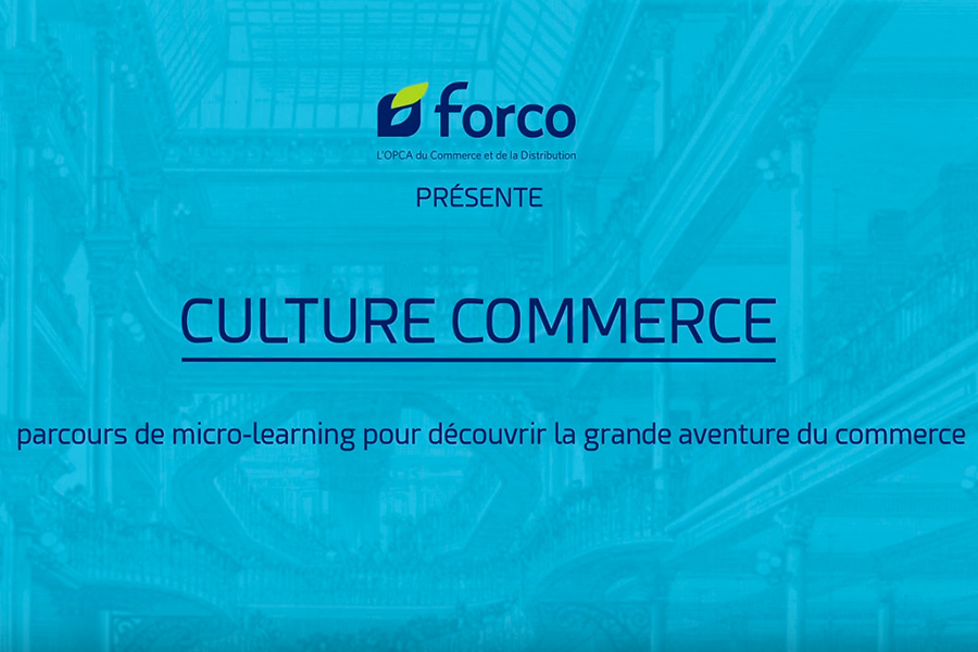 Culture Commerce : une formation interactive et décalée pour tout connaître sur l'histoire du Commerce