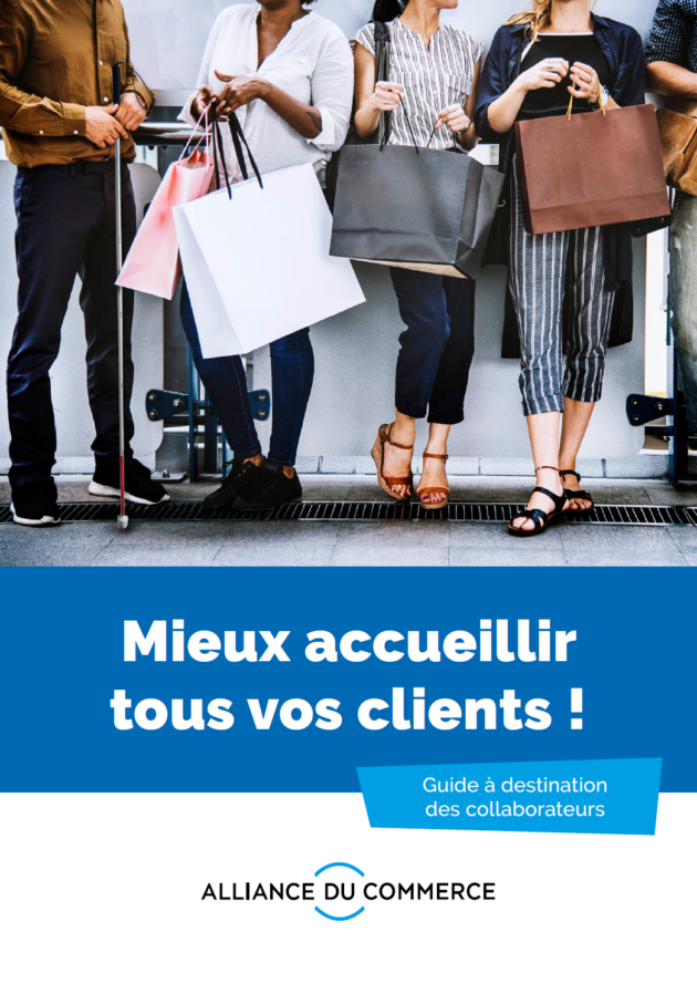 Mieux accueillir tous vos clients – un guide sur l'accessibilité destiné aux équipes de vente