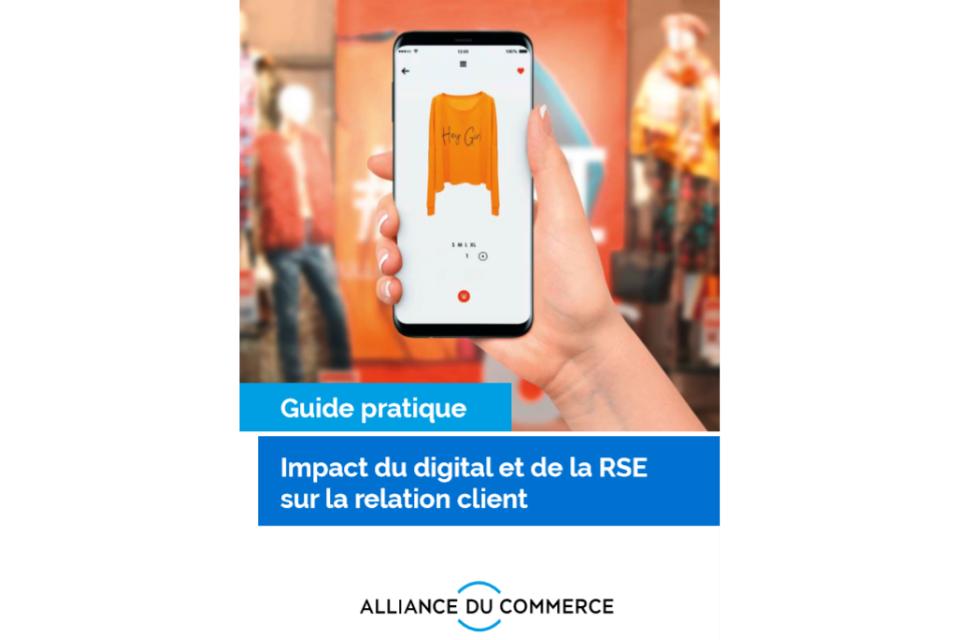 Lancement du guide décryptant l'impact du digital et de la RSE sur la relation client