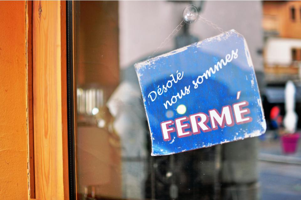 5 fédérations majeures du commerce demandent l'annulation des loyers et des charges commerciaux durant la période de fermeture des magasins