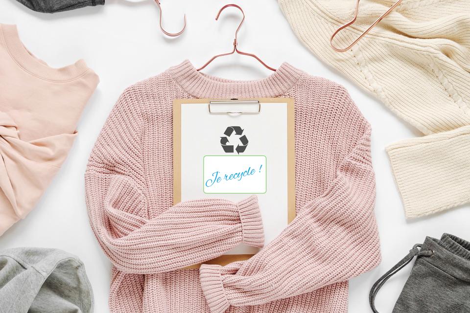 Le recyclage, un geste pour l'environnement !