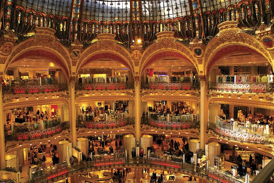 Le futur des métiers en grands magasins et magasins populaires