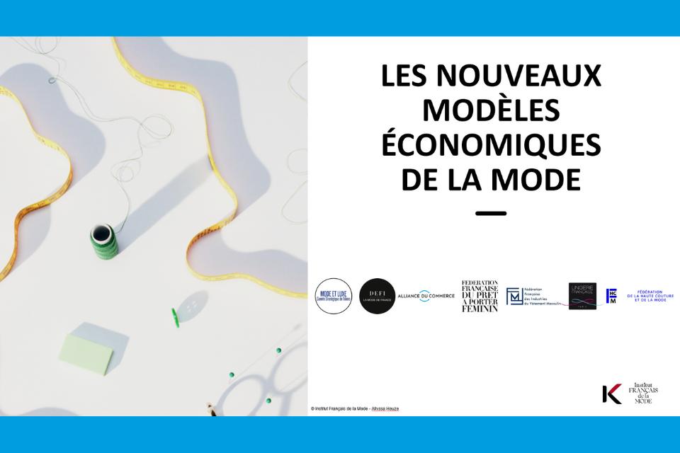 Replay : webinar introductif sur les nouveaux modèles économiques de la mode