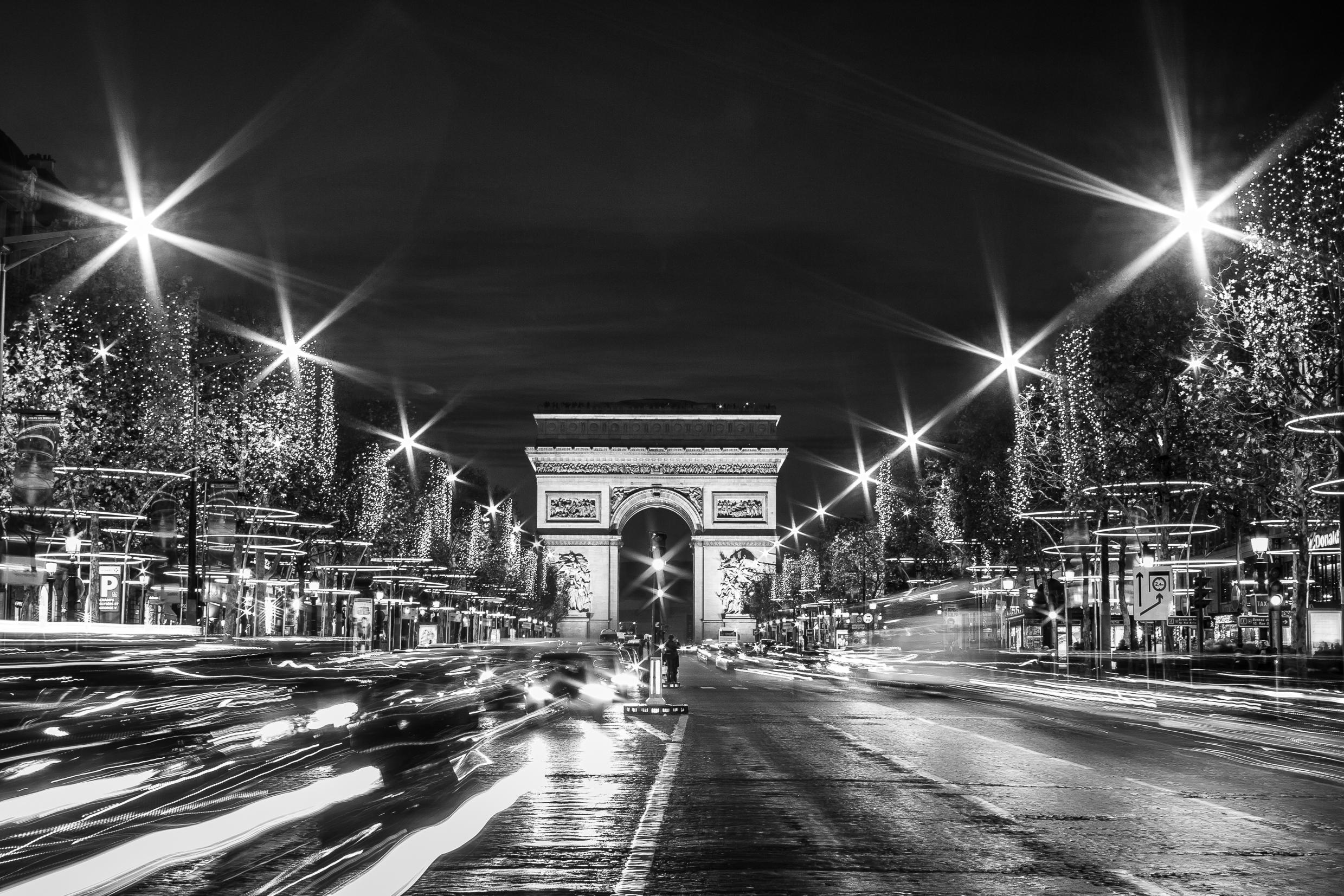 Commerce à Paris