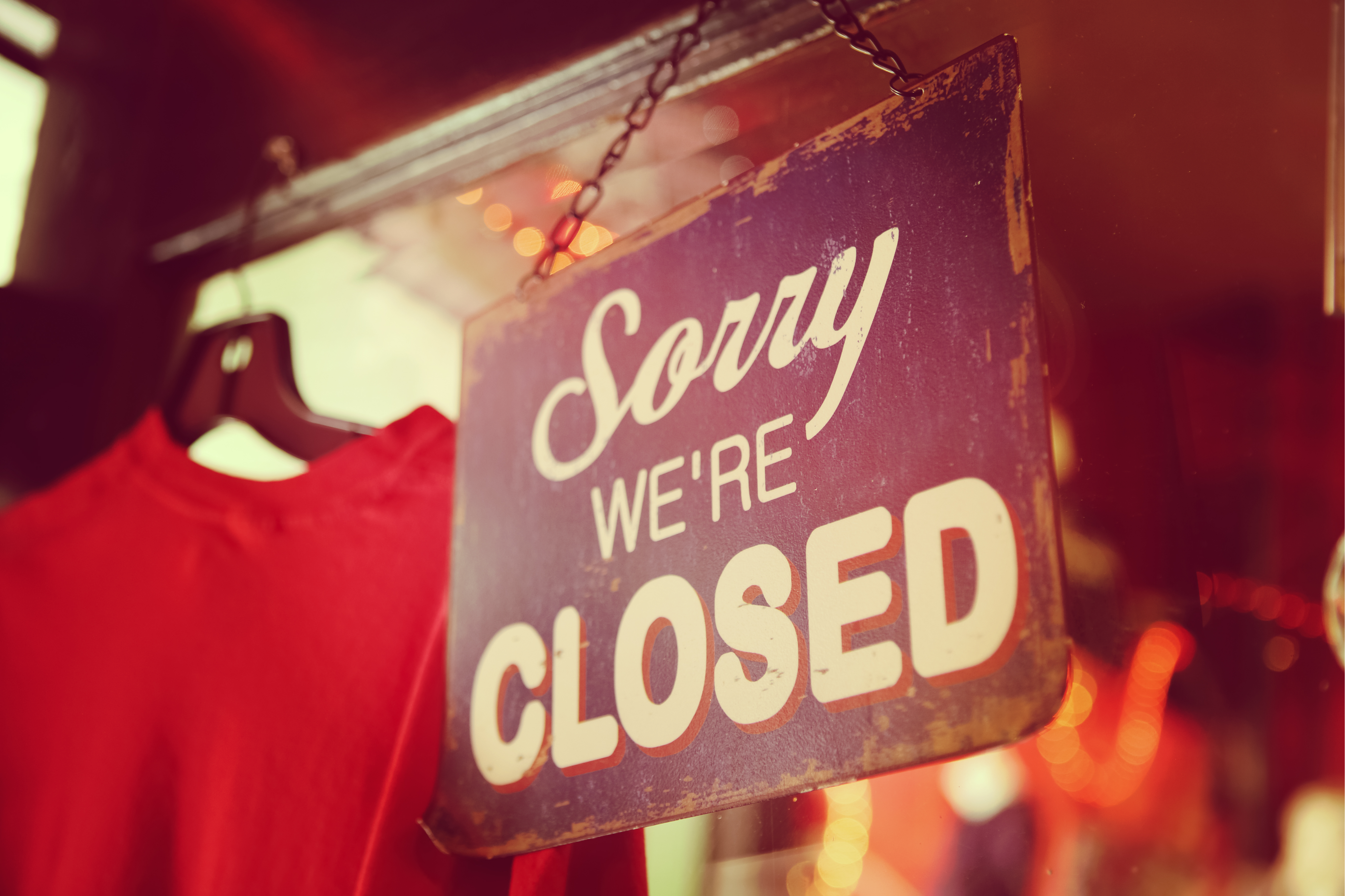 Confinement : les commerçants refusent d'être sacrifiés