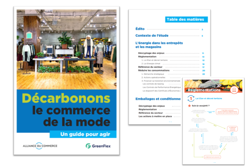 Transformation durable : l'Alliance du Commerce publie son guide