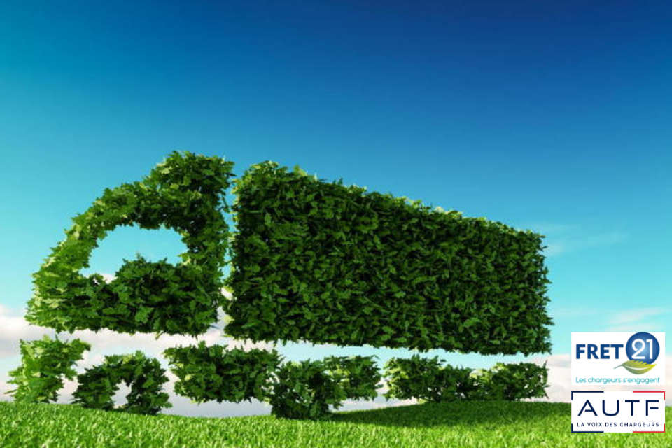 Impact environnemental du transport de marchandises : «Avec Fret21, les entreprises anticipent les règlementations»