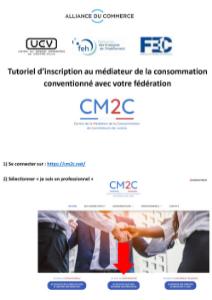 CM2C, médiateur de la consommation