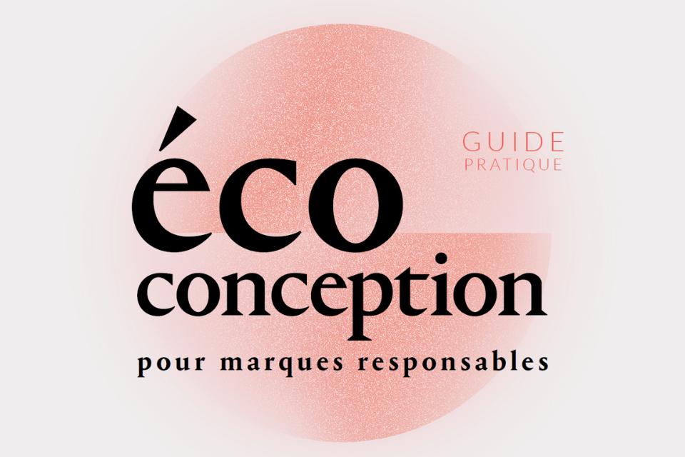 Guide pratique : écoconception pour marques responsables