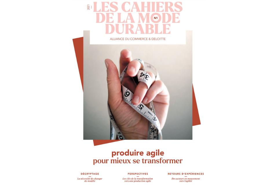 L'Alliance du Commerce et Deloitte lancent Les Cahiers de la mode durable